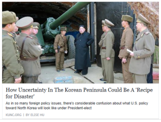 how-uncertainty-in-the-korean-peninsula-could-be-a-recipe-for-disaster-kunc