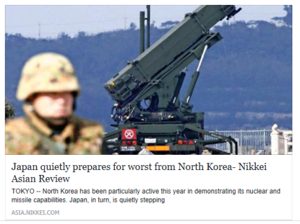 japan-quietly-prepares-for-worst-from-north-korea-nikkei-asian-review