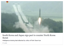 south-korea-and-japan-sign-pact-to-counter-north-korea-threat-financial-times